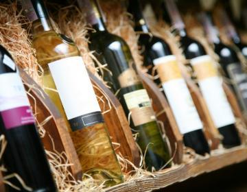 Carte des vins à emporter